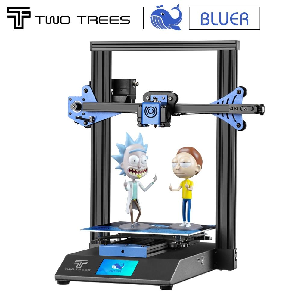 TWO TREES® BLUER 3D Printer DIY Kit 235*235*280mmTMC2208 Silent Driver/MKS ROBIN NANO Mainboard