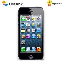 Apple Iphone 5 (95% yeni)-Orijinal fabrika Unlocked telefon çift çekirdekli 1G RAM 16GB 32GB 64GB ROM 4.0 '8MP kamera WIFI 3G GPS