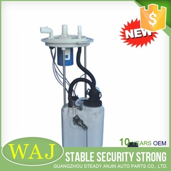 WAJ 연료 펌프 모듈 어셈블리 E2545M 포드 F-150 적합 4.2L V6 4.6L V8 2009-2014