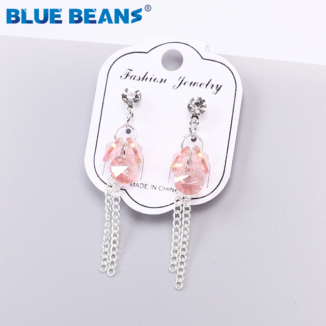 2020 Pearl  Earings for Women Drop Black Earrings Jewelry Fashion Small Earrings High Quality  Earing Pendientes New Women 3