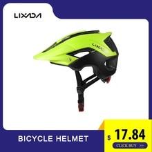 Lixada Mountain Bike Cycling Bicycle Helmet Men Women Sports Protective 13 Vents MTB EPS Integrally-molded