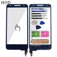 Mobile Touch Screen For Alcatel U5 HD 5047 5047D 5047I 5047U 5047Y Touch Screen Touch Panel Glass Sensor Digitizer Tools 3M Glue|Mobile Phone Touch Panel|   -