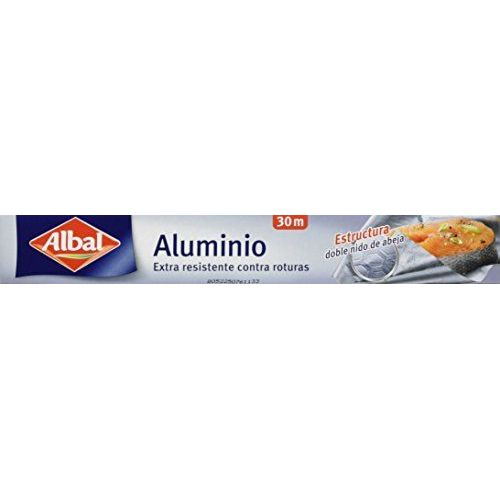 Albal Paper–Aluminium–Extra Strong Against Breakage–30m–[Pack Of 2]