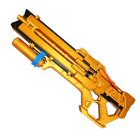 Overwatch OW SOLDIER 76 Jack Morrison Gun Weapons Cosplay Props PVC