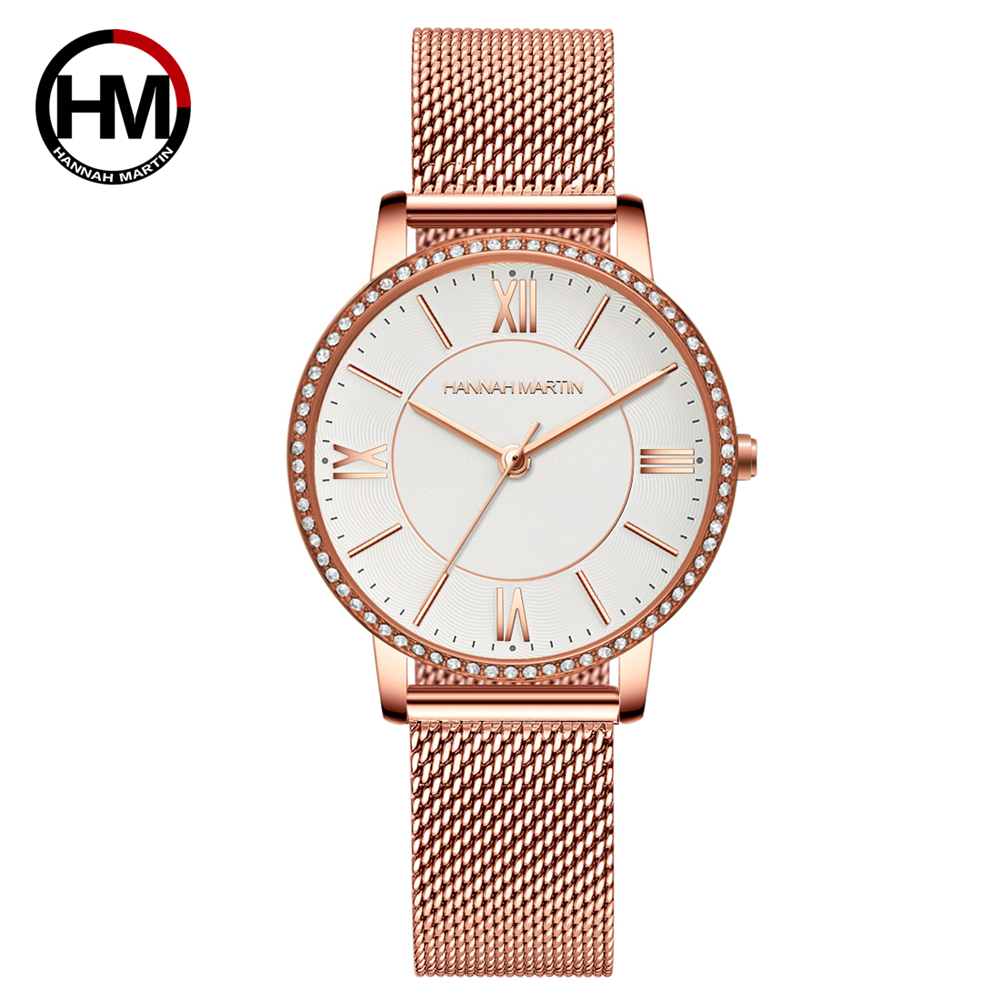 Women Watches Diamond Japanese Quartz Rhinestone Wrist Watches Luxury Casual Female Dress Watches Relogio Feminino Drop Shipping