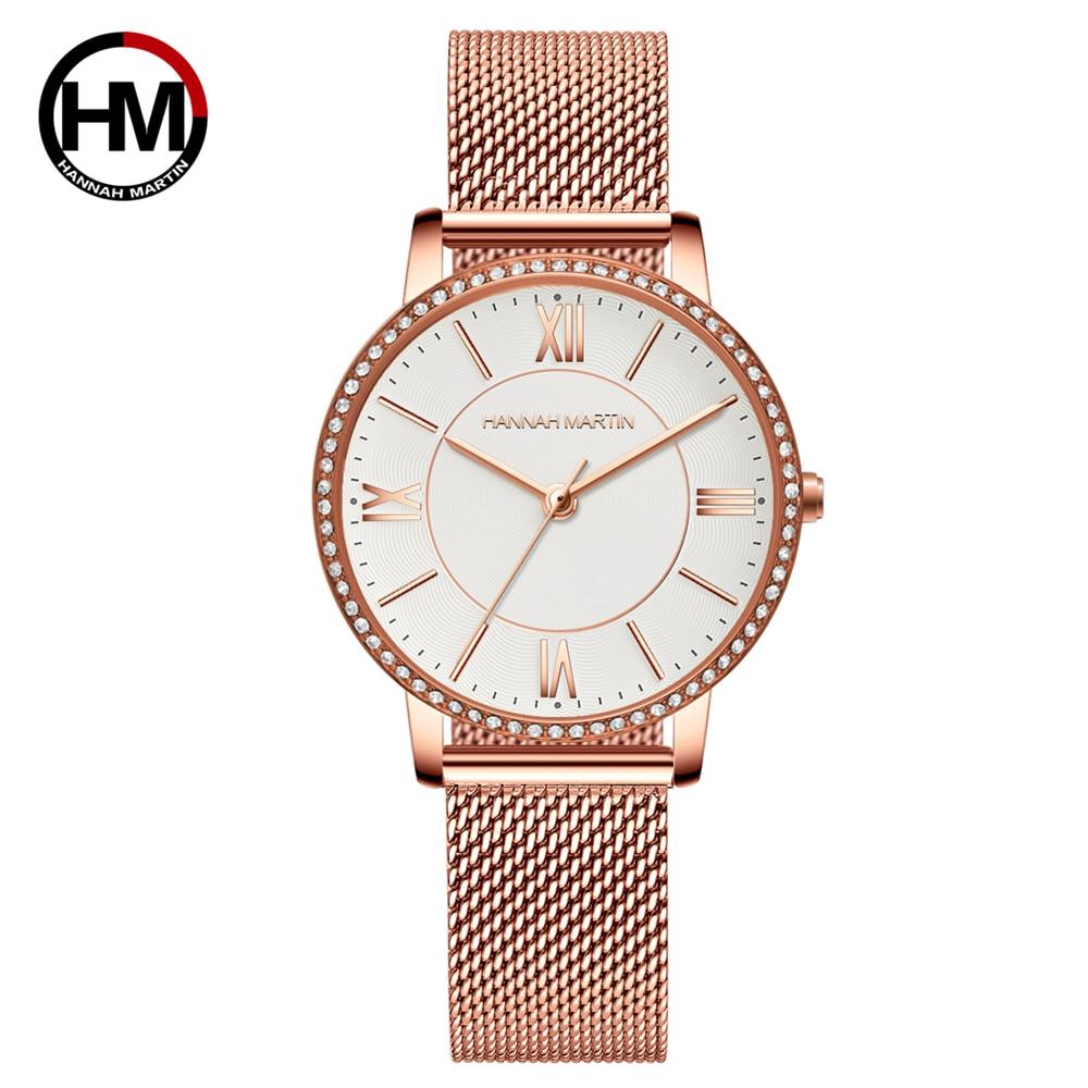 Women Watches Diamond Japanese Quartz Rhinestone Wrist Watches Luxury Casual Female Dress Watches Relogio Feminino Drop Shipping