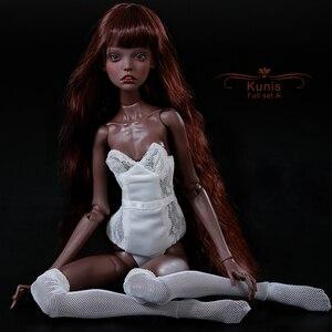 Image 2 - Shuga Fee Kunis Puppe BJD 1/4 Mädchen Jungen Hohe Qualität Spielzeug Harz Figuren Geschenk Für mädchen jungen