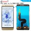 Для Letv le 1s X500 X501 X502 ЖК-дисплей + сенсорная панель замена экрана дигитайзер модуль сборка панель стекло Ремонт ЖК-дисплей s