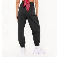 Brand New Women Casual Fashion High Waist Hip Hop Dance Sport Running Jogging Harem Pants Sweatpants Jogger Baggy Trousers стоимость