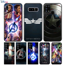 Avengers Captain America Für Samsung Galaxy Note 20 10 9 8 Plus Ultra Lite M31 M31S M10 M20 M02 M30 m40 Weiche Telefon Fall