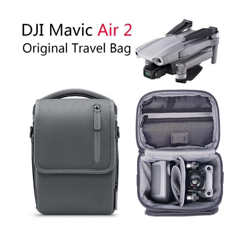 DJI Mavic Air 2 Shoulder Bag Storage Waterproof Portable Carrying Bags For DJI Mavic Air 2 Drone Accessories