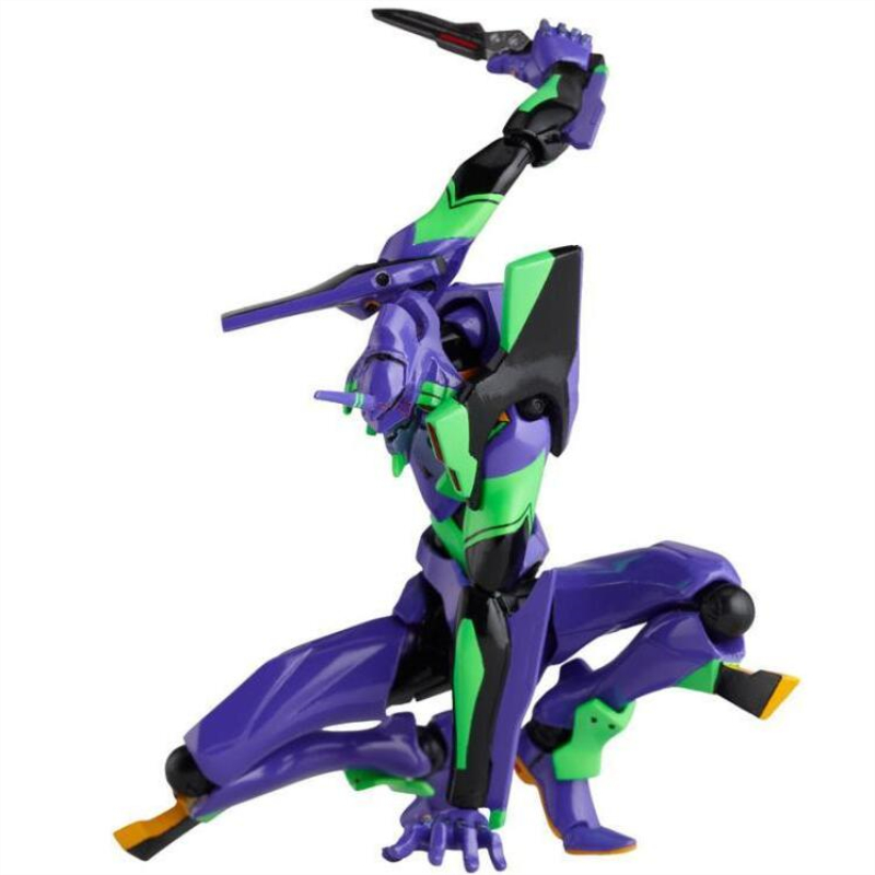 Image 4 - evangelions 6cm NEON GENESIS EVA light Action figure toys collection doll Christmas birthday gift with box Speelgoed PopAction & Toy Figures   -