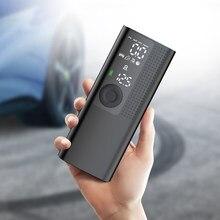 Pompe à Air électrique de voiture Mini Portable sans fil pneu pompe gonflable gonfleur compresseur d'air pompe pour voiture moto vélo balle