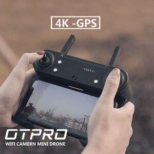 "Image 3 - OTPRO מיני dron 4K 5G מצלמה מל ""טים מקצועי GPS RC מסוק Brushless מנוע מתקפל RC Quadcopter 1080p צעצועי מתנת ילד"