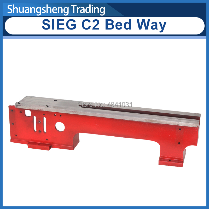 Bed Way SIEG C2-001/200mm Benchtop Metal Lathe Spare Parts