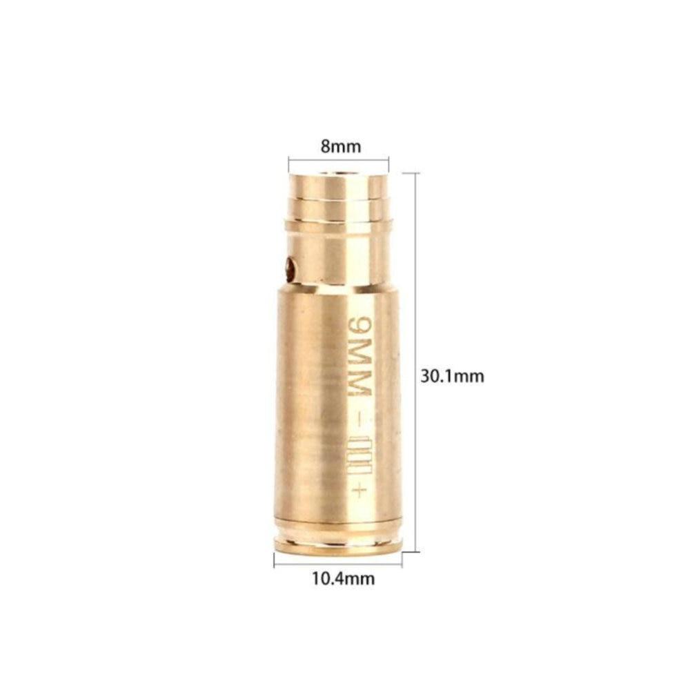 Картридж для красного лазера ohhunt CAL .9 мм. 45 .30 .222REM .223REM 7. 62x39 30-30WIN 7X57R .308 7.62X54 .38