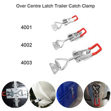 Adjustable Toggle Latch Catch Toggle Clamp Over Centre Latch Trailer Catch Clamp Large Medium & Small Center Quick clip Tools(China)