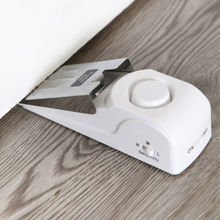 1PC Door Stop Alarm Home Travel Wireless Security Alert Portable Home Kits