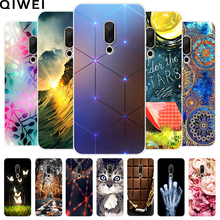 For Meizu 15 Case Cover Fashion Soft TPU Back Cover For Meiz