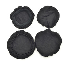 Headphone dust cover sponge cotton earphone flannel protective accessories yw#