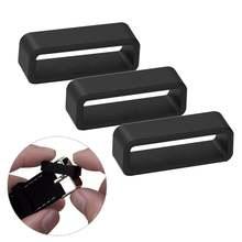 Резиновый сменный ремешок для часов держатель петля безопасности