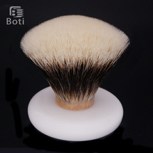 Boti Brush-SHD NC Two Band Badger Hair Knot Gel Tip Fan Type Exclusive Daily Beard Care Kit Beard Shaping Tool
