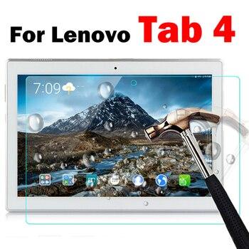 9h vidro temperado para lenovo tab4 tab 4 10 10.1 tb-x304l TB-X304F TB-X304N tela clara película protetora tablet protetor de tela
