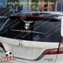 Car stickers reflective car light eyebrows door mirrors Lazio football supplies