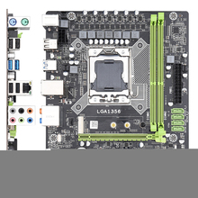 X79A Server Memory Accessories Parts Professional PCI E Motherboard Computer CPU Stable Game 1356 Electronic Sports