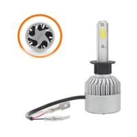 bulb 12v SHUOKE 2 PCS S2 Car Super LED Headlight COB Chip 12V 30W 45W 2.8A 3800LM 6000K HB3 9005 HB4 9006 H1 H4 H7 H11 LED Car Light Bulb (4)