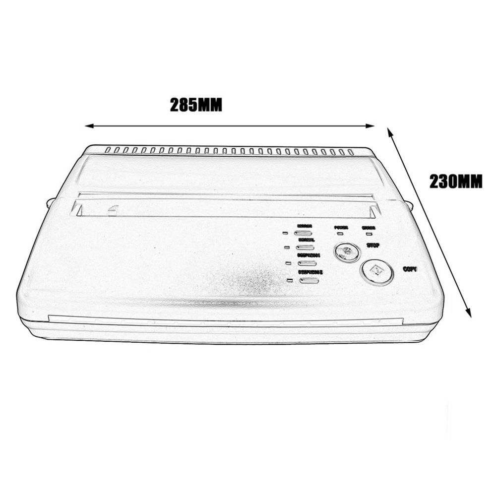 maquina flash termica copiadora impressora suprimentos ue eua reino unido plug 05