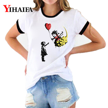 Dragon Ball Z T Shirts 3D Print Love Heart Goku Graphic Tees Womens Anime Short Sleeve Tops Casual shirt