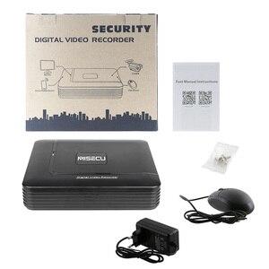 Image 5 - Miecu Mini grabadora de vídeo ONVIF para sistema de seguridad de cámara IP, H.265, NVR, Full HD, P2P real, 16 canales/8 canales, 5MP, 16 canales, 1080P