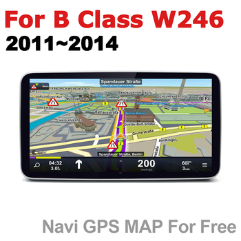 Car Audio Android 7.0 up GPS Navigation For Mercedes Benz B Class W246 2011~2014 NTG WiFi 4G Multimedia player Bluetooth 1080P