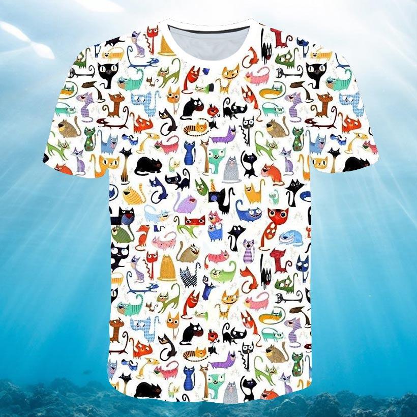 punk Harajuku t shirt men clothes 2019The New hot sale men Short Summer off white 3D print Casual O-Neck tshirt streetwear