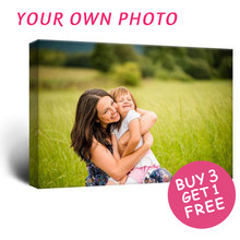Customized Photo Prints Canvas Painting Your Photograph Turn Into On Canvas - Picture As Gallery Artwork Wrap For Wall Decor