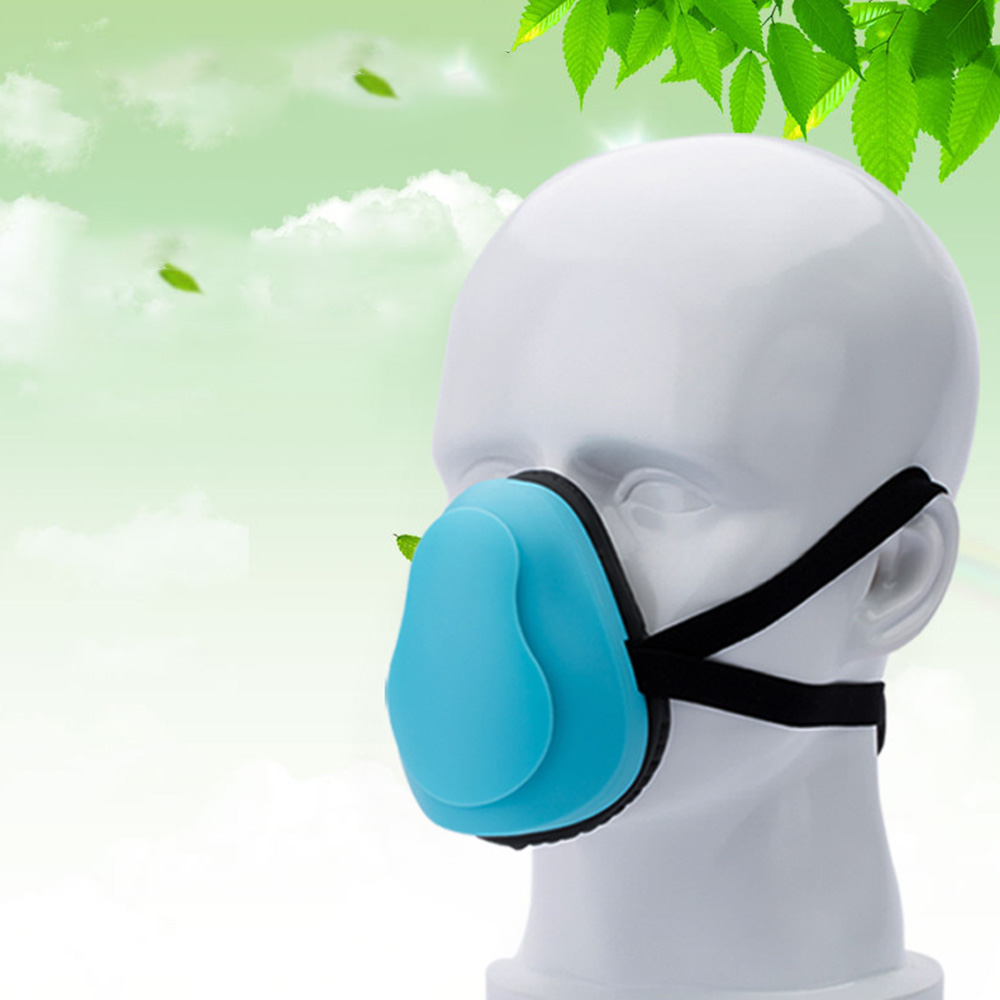 Electric Anti Dust Haze Mouth Masks Face Mask Respirator Anti Influenza Breathing Safety Filter Masks Respirator For Adult Kids
