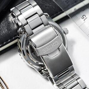 Image 4 - Seiko Horloge Mannen 5 Automatische Horloge Top Merk Luxe Sport Mannen Horloge Set Waterdichte Mechanische Militaire Horloge Relogio Masculinosnz