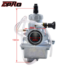 TDPRO Motorcycle 110cc 125cc 4 Stroke Racing Carburetor 28mm Carby Fit For Honda Yamaha Suzuki KLX Pit Dirt Bike ATV Quad Buggy