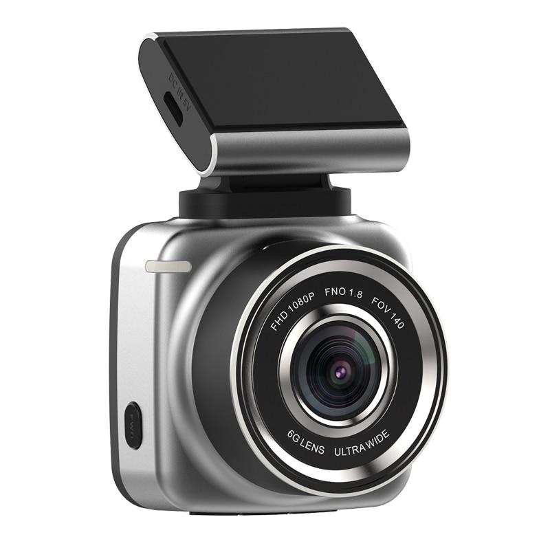 "Xiaomi mijia ダッシュカムカメラ 2 ""インチディスプレイ anytek Q2N 1080FHD 駆動レコーダー g センサー 200 ワットダッシュカム -"