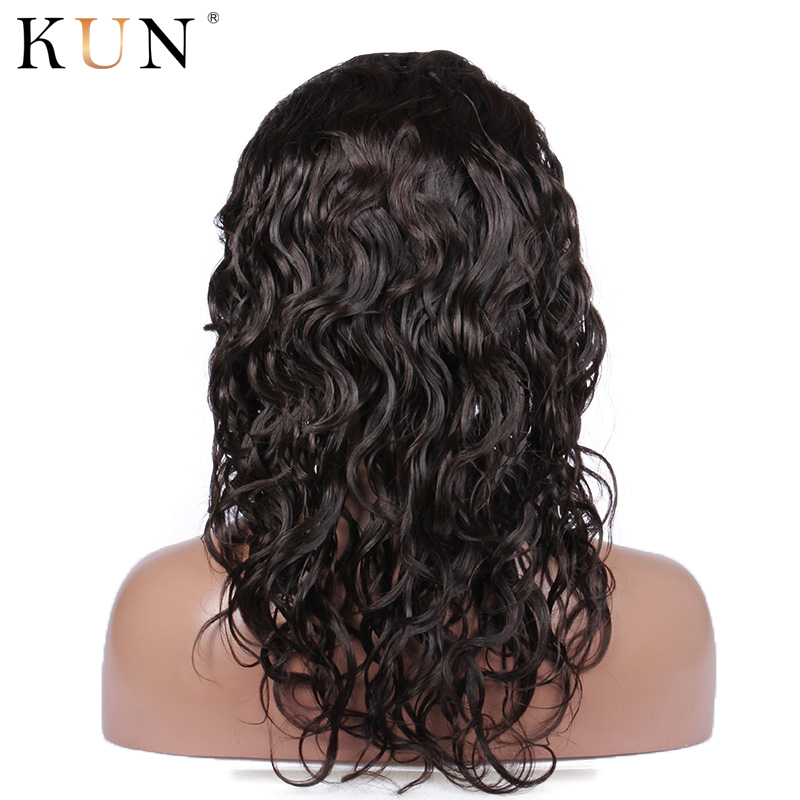 Malaysian Curly Human Hair Wig 13x6 Lace Front Wig 150% Brazilian Glueless Lace Front Human Hair Wigs Pre Plucked Remy For Women