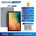 Blackview Tab 8 10,1 дюймов Android 10 планшет 1920x1200 SC9863A, четыре ядра, 4 Гб Оперативная память 64 Гб Встроенная память подключается к сети 4G AI Скорость-6580 мА/...