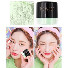 Invisible Pores Oil Control Moisturizing Repairing And Setting Makeup Mushroom Head Powder Light Concealer Loose Powder sace lady compact powder oil control matte makeup setting pressed powder pores invisible mate make up natural finish cosmetics