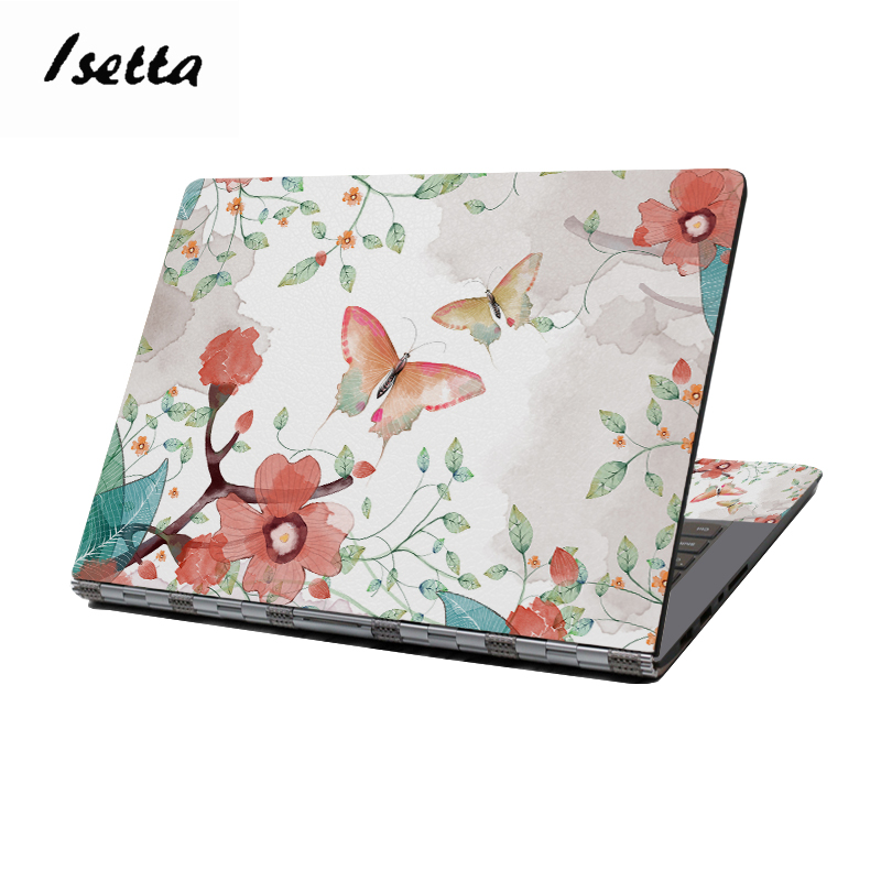 <font><b>Laptop</b></font> <font><b>Skin</b></font> Butterfly Universal <font><b>Laptop</b></font> Notebook <font><b>Skin</b></font> Sticker Cover Fits 13.3