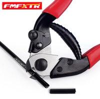 Bicicleta cabo cortador ferramentas de reparo aço inoxidável bicicleta ciclismo interior exterior bmx engrenagem do freio shifter fio corte alicate braçadeira