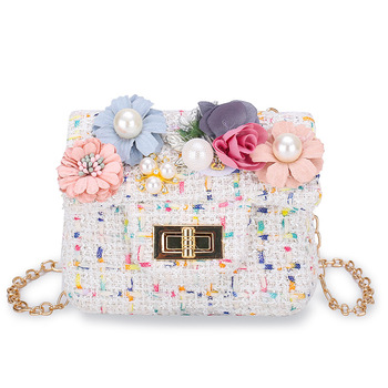 Children's Mini Handbag 2020 New Princess Cross Body Bags For Kids Girl Small Coin Wallet Pouch Baby Money Change Party Purse