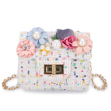 Children's Mini Handbag 2021 New Princess Cross Body Bags for Kids Girl Small Coin Wallet Pouch Baby Money Change Party Purse