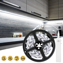 Led-Strip-Lamp Light Family-Decoration Waterproof 5V with DC Battery-Box Intelligent