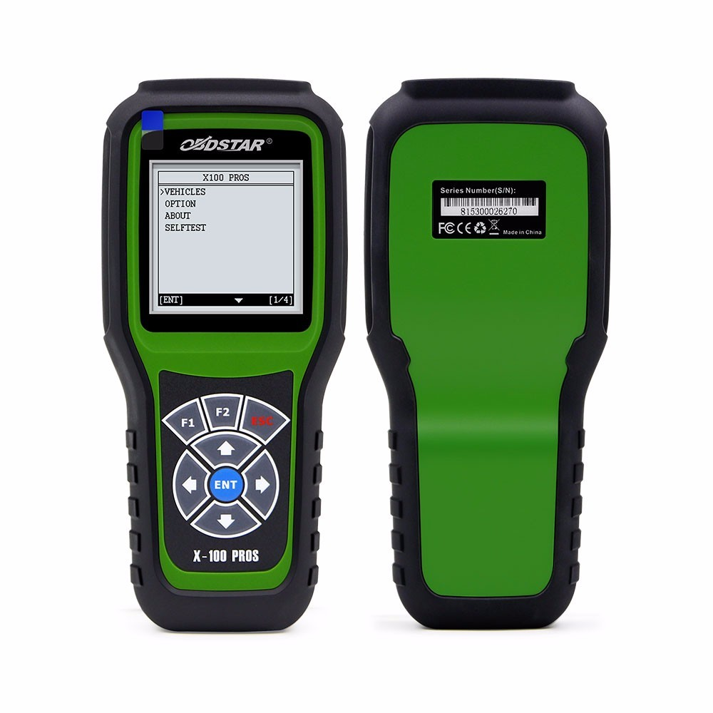 Image 4 - Obdstar X100 PROS Auto Key Programmer C+D+E including EEPROM x100 pro for immobilizer +Odometer correction+OBD Replace X 100 PRO on
