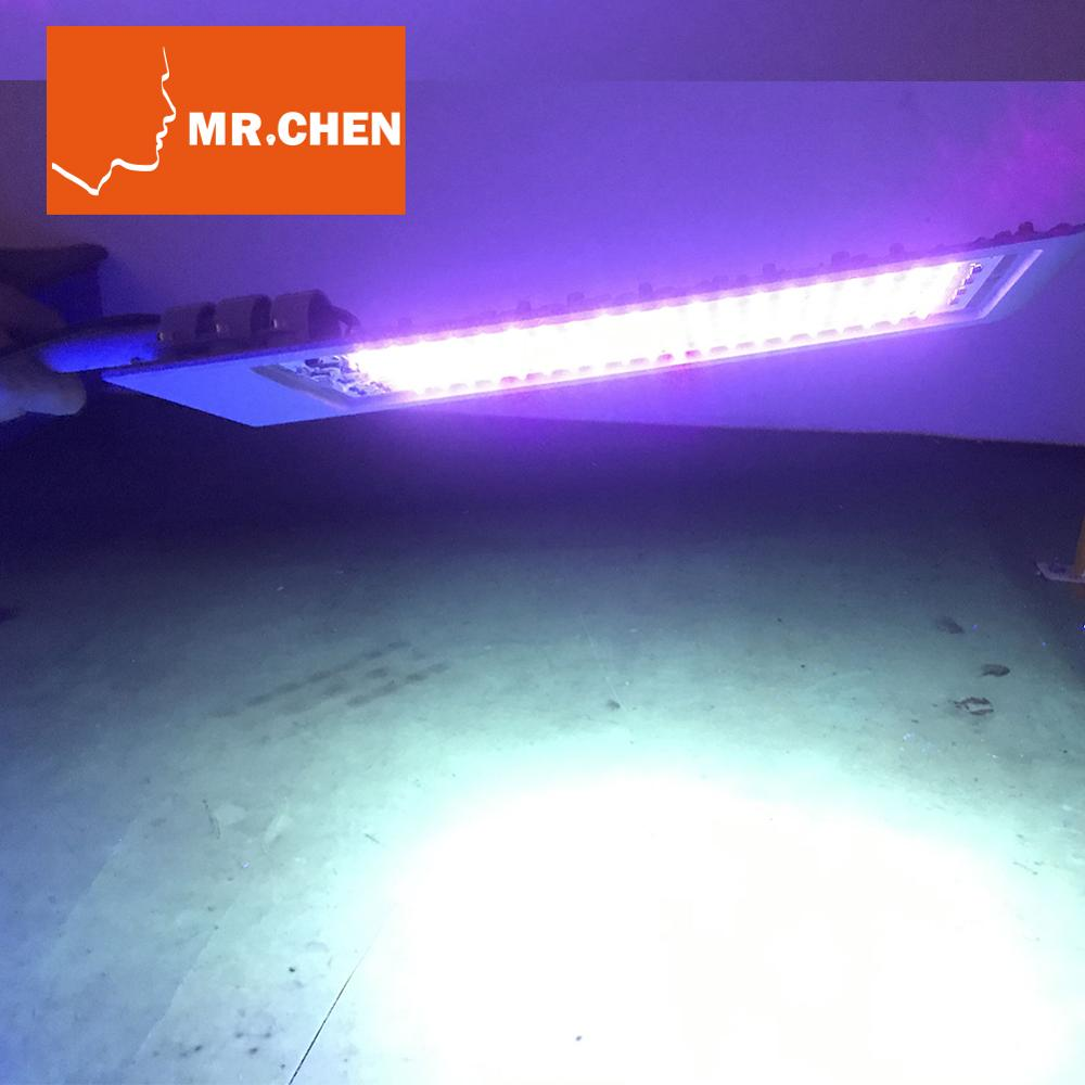 365nm Ultraviolet Led UV GEL Curing Lamp 120Leds Glue Paint Cure 3D Printing Machine Ink Paint Silk Screen Sterilizer Oil Black